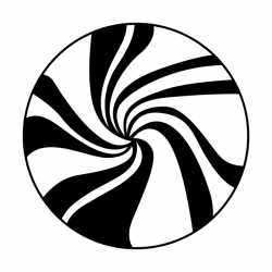 Apollo Metal Gobo 2317 Candy Spiral
