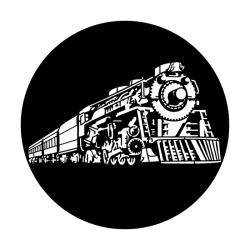 Apollo Metal Gobo 2529 Train