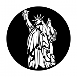 Apollo Metal Gobo 2999 Ms. Liberty-2