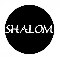 Apollo Metal Gobo 3125 Shalom