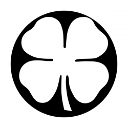 Apollo Metal Gobo 3334 Four Leaf Clover