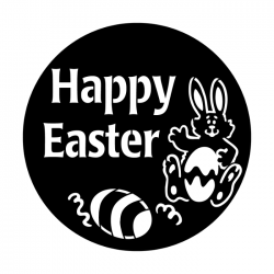 Apollo Metal Gobo 3429 Easter