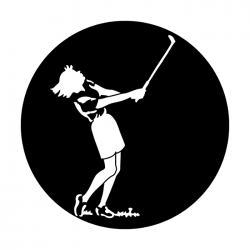 Apollo Metal Gobo 4021 Sports Woman Golf
