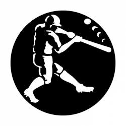 Apollo Metal Gobo 4043 Sports Baseball