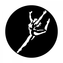 Apollo Metal Gobo 4044 Sports Gymnast