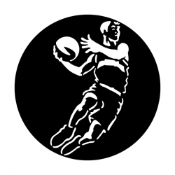 Apollo Metal Gobo 4045 Sports Basketball