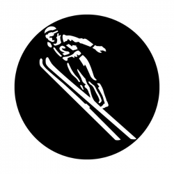 Apollo Metal Gobo 4096 Ski Jump
