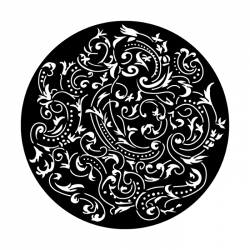 Apollo Metal Gobo 4226 Almost Paisley