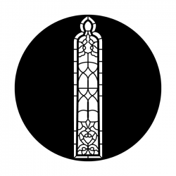 Apollo Metal Gobo 6092 Church Window
