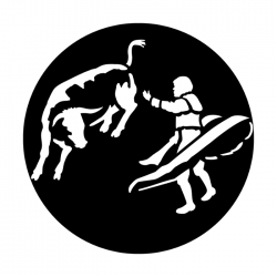 Apollo Metal Gobo 7017 Bullfighter