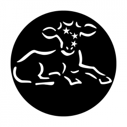 Apollo Metal Gobo 7024A Constellations Aries The Ram