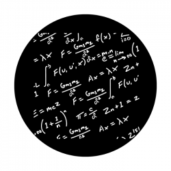 Apollo Metal Gobo DS 8024 D. Fox - Equations