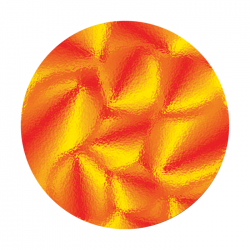 Apollo PrintScenic Glass Gobo C20101 Candy Corn
