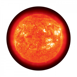 Apollo PrintScenic Glass Gobo CS0128 Space-Sun