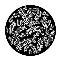 Apollo PrintScenic Glass Gobo ME1132 Fern