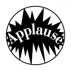 Apollo PrintScenic Glass Gobo ME2293 Applause