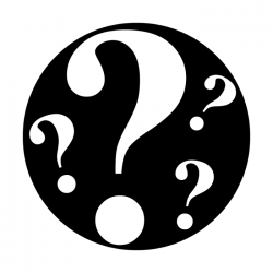 Apollo PrintScenic Glass Gobo ME2294 Question Marks