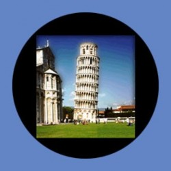 Rosco iPro Slide - Monuments 3359