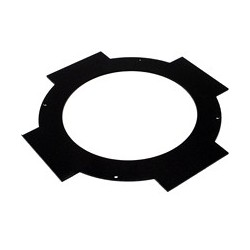 Chroma-Q 10in. x 10in. Mounting Plate for Chroma-Q Pus Color Changer