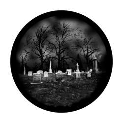 Apollo SuperRes Glass Gobo 0056 Graveyard 1