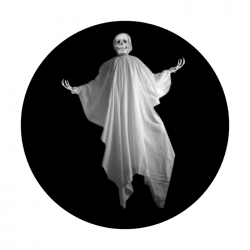 Apollo SuperRes Glass Gobo 0062 Ghost B