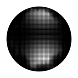 Apollo SuperRes Glass Gobo 0131 Dotted Screen