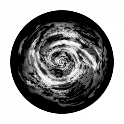 Apollo SuperRes Glass Gobo 0220 In The Hurricane