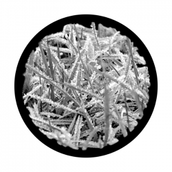 Apollo SuperRes Glass Gobo 1011 Frosted Grass