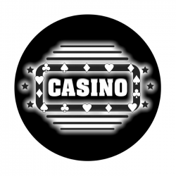 Apollo SuperRes Glass Gobo 6139 Casino Marquee
