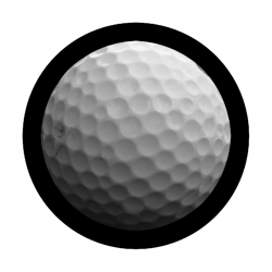 Apollo SuperRes Glass Gobo 1064 Golf Ball