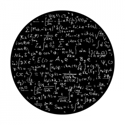 Apollo SRDS Glass Gobo 8038 J. Fisher - Erratic Equations