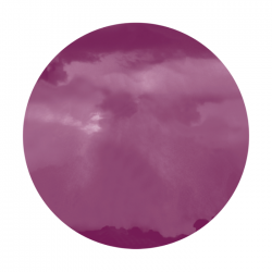 Apollo 1 Color Glass Gobo 0009 Storm Clouds