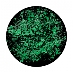 Apollo 2 Color Glass Gobo 0042 Emerald Chips