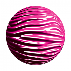 Apollo 2 Color Glass Gobo 0043 Ball 1