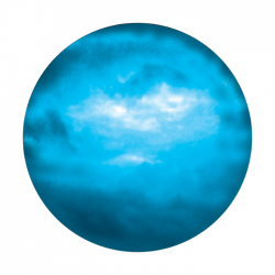Apollo 2 Color Glass Gobo 0056 NightSky
