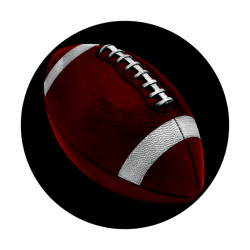 Apollo 2 Color Glass Gobo 0091 Football