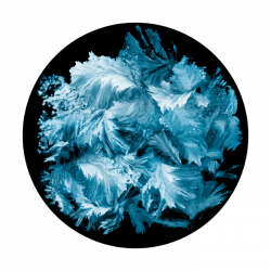 Apollo 2 Color Glass Gobo 0142 Frost