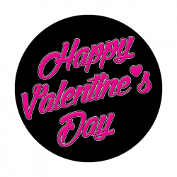 Apollo 2 Color Glass Gobo 1168 My Cute Valentine