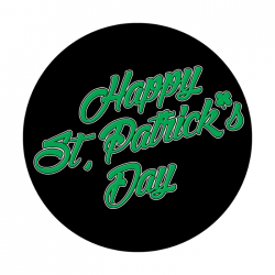 Apollo 2 Color Glass Gobo 1170 Paddy's Day