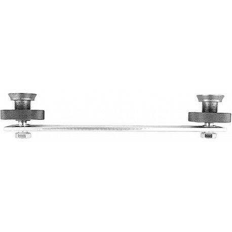 City Theatrical Dual Round Tee Head W/Spacer Bar for MAC2000