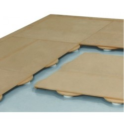 Rosco SubFloor - Ramp - 21in. x 3'-6in. x 2in.