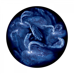 Apollo ColourScenic Glass Gobo 0048 Alien Space