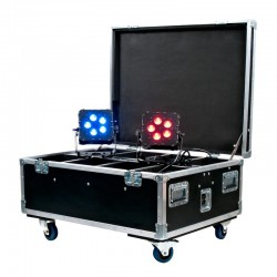 ADJ WI FLIGHT CASE