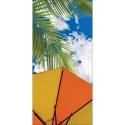 Apollo DesignScape - Beach Umbrella