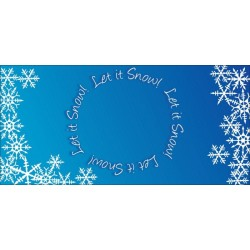 Apollo DesignScape - Let It Snow