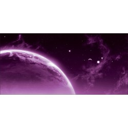 Apollo DesignScape - Purple Sky