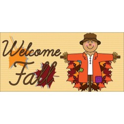 Apollo DesignScape - Welcome Fall