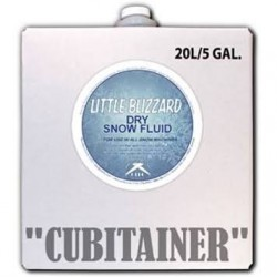 CITC Little Blizzard Dry - 5 Gallon Cubitainer