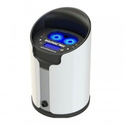 City Theatrical QOLORPOINT MINI WIRELESS LED UPLIGHTER 6 UNITS/CHARGING CASE