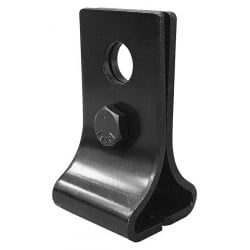 Black Clamp Hanger